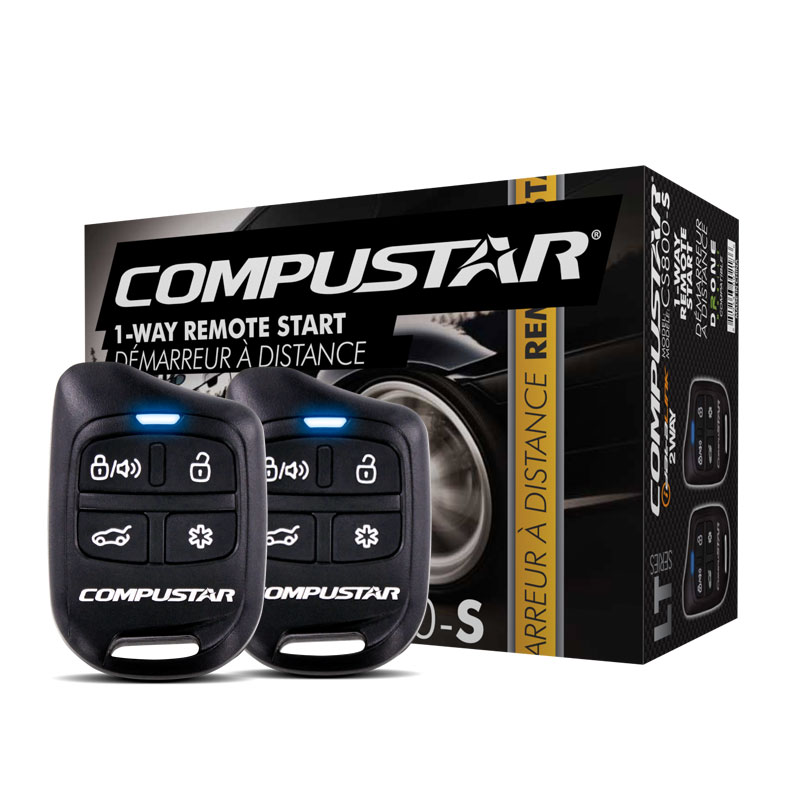 Compustar Cs S Remote Car Starter